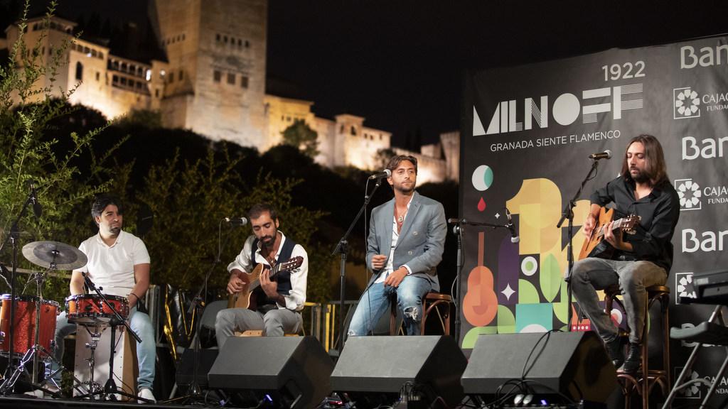 Granada ya tiene un gran festival flamenco: MILNOFF 1922
