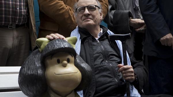 Adiós al padre de Mafalda