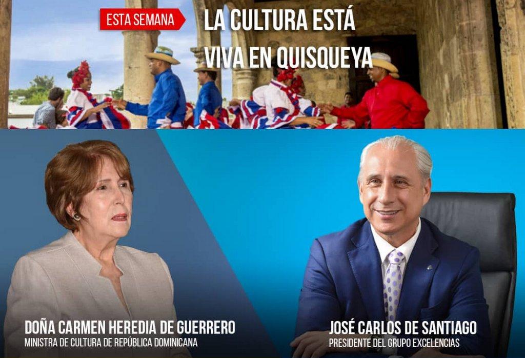 """Carmen Heredia: """"Nuestro deseo es darlo todo por la cultura"""""""