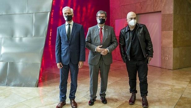 Proyecto común entre el Guggenheim Bilbao y Teatro Arriaga