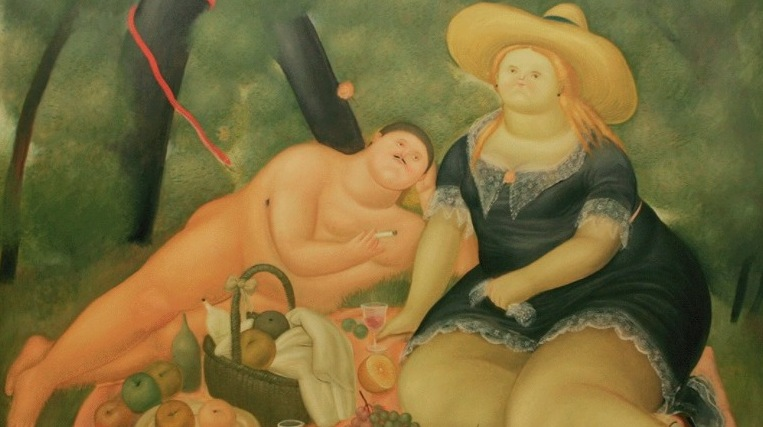 Celebrate Botero Masterpieces from the 60s and 70s