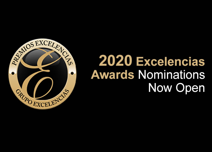 Excelencias Group to Present the 2020 Awards in Hybrid Event