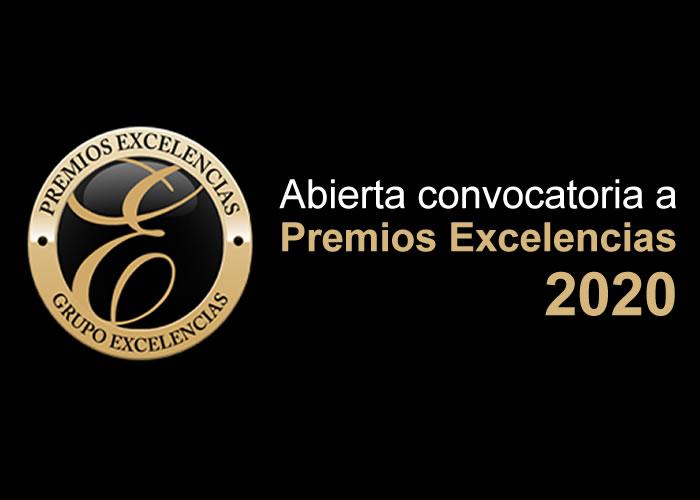 Premios Excelencias 2020: Tu proyecto merece reconocimiento