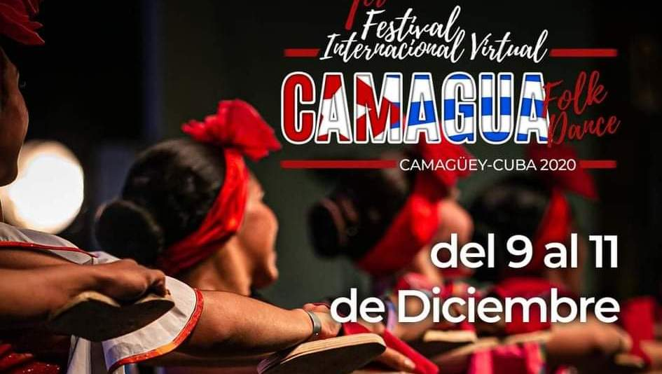 Camagua Folk Dance, en defensa del folclor