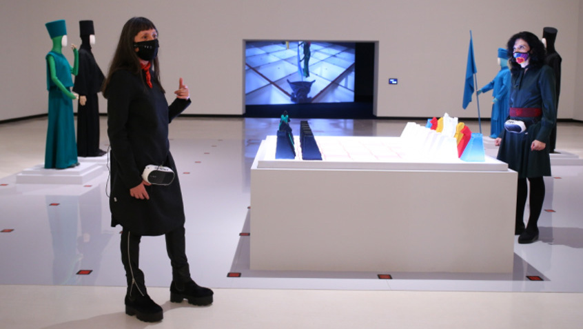 Muestra antológica de Mabi Revuelta