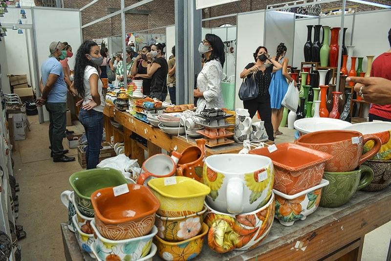 Arte por Excelencias en la Feria Nacional de Artesanía