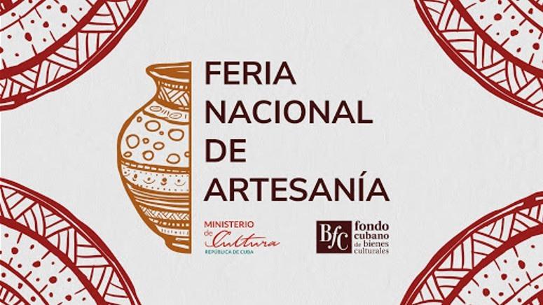 En Cuba, Feria Nacional de Artesanía
