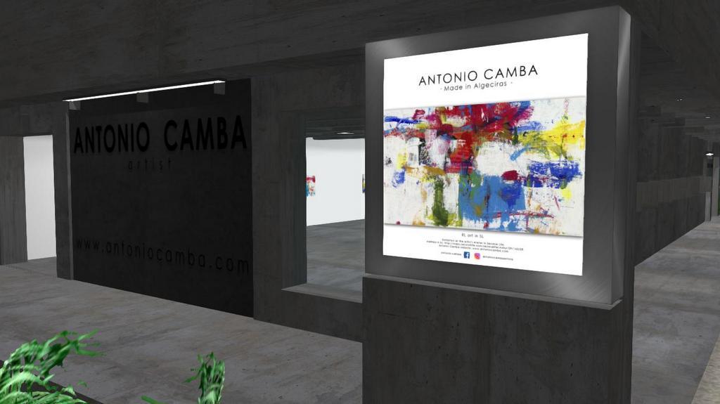 Muestra de Antonio Camba en 3D