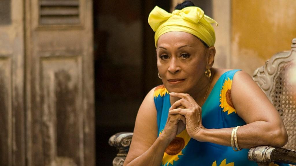 Omara Portuondo: Premio Excelencias Cuba