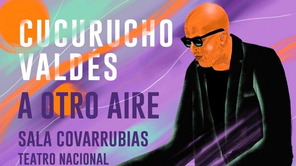 Concierto único de Cucurucho Valdés