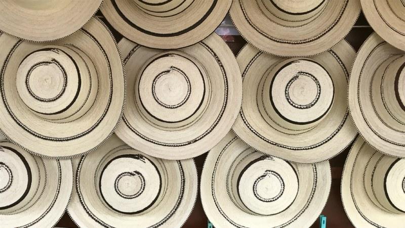 Sombrero pinta'o mucho más que un accesorio