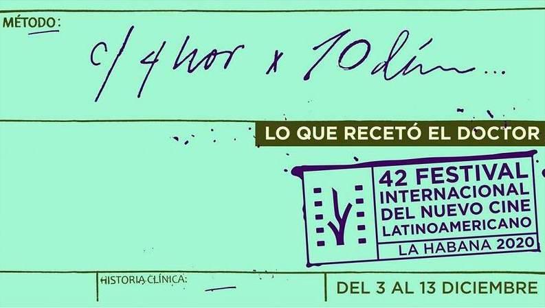 """Administrada """"primera dosis"""" del Festival de cine de La Habana"""