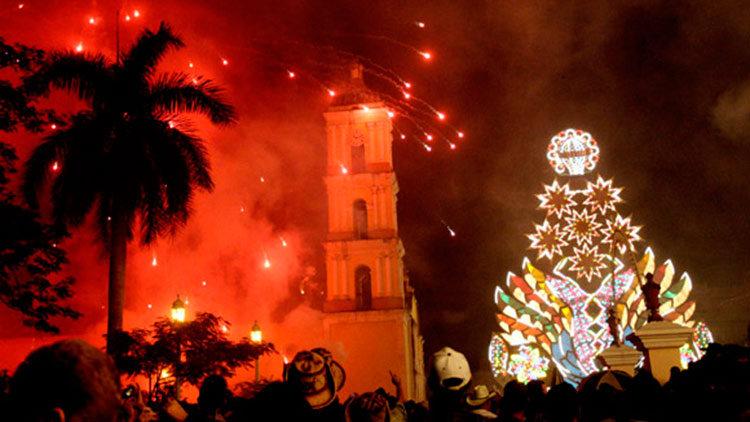 Las Parrandas de Remedios: Premio Excelencias Cuba