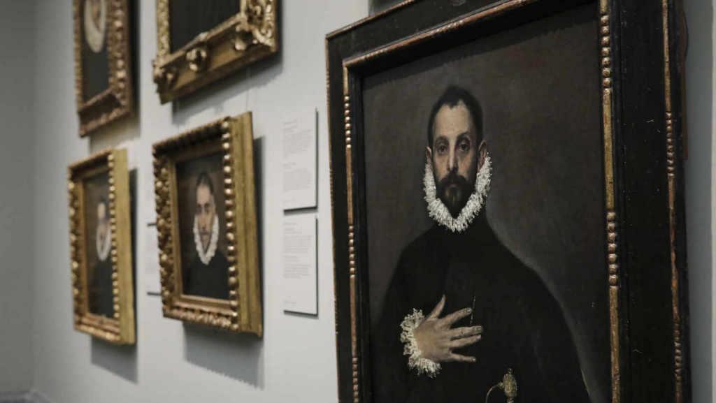 El Greco en el Museo Nacional del Prado