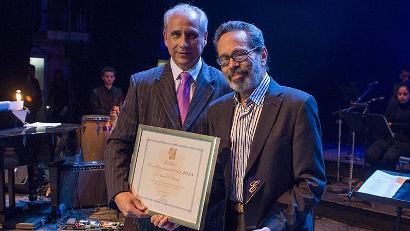 Leo Brouwer: Premio Excelencias Cuba