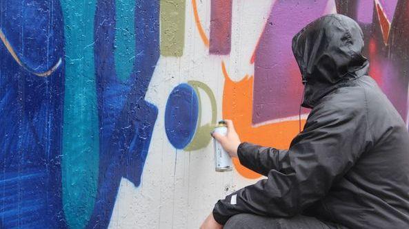 Intervenciones artísticas para los muros grises de Madrid