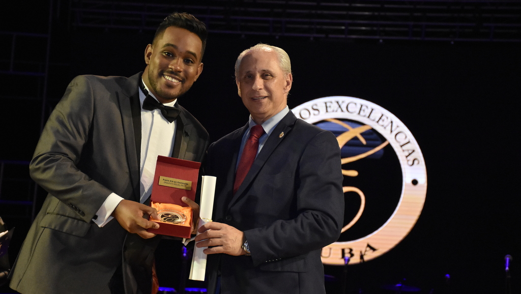 Orquesta Failde: Premio Excelencias Cuba