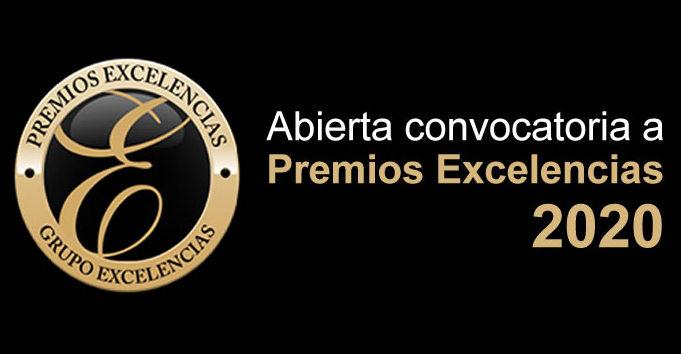 Grupo Excelencias amplía la convocatoria a los Premios Excelencias 2020