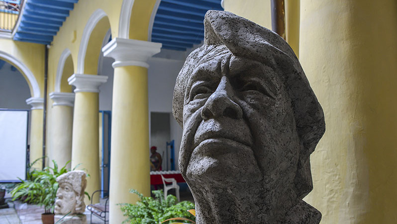 Guayasamín en La Habana: 28 años de una obra de amor