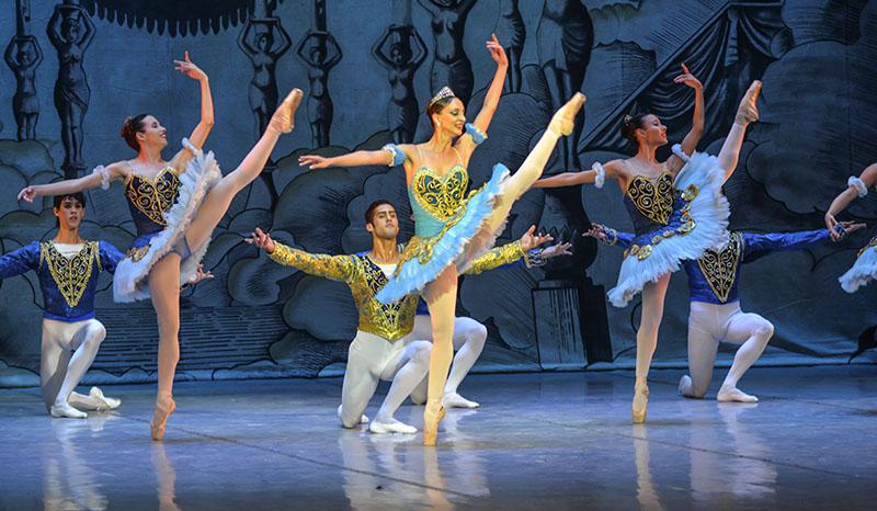 Primera presentación del Ballet Nacional de Cuba en el 2021