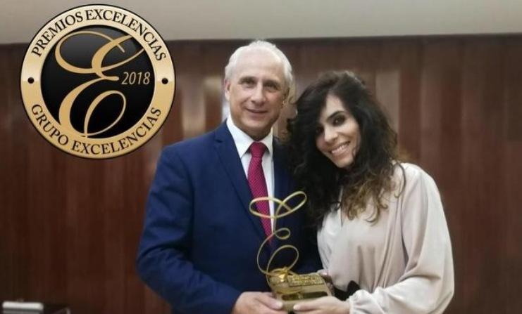 María Juncal y Héctor Garrido: Premios Excelencias Cuba
