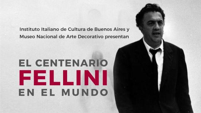 Argentina reverencia a Fellini