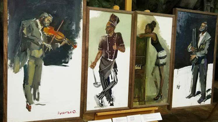 Russian painters to exhibit at Cuba's Tourism Fair