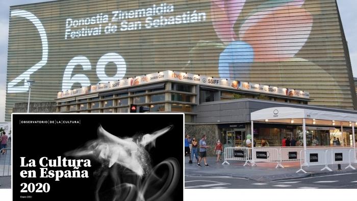The San Sebastian Festival, third most important cultural initiative of 2020