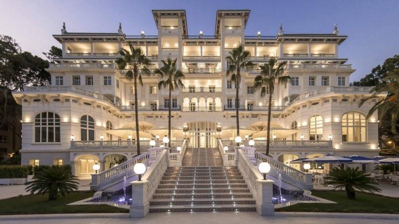 Gran Hotel Miramar también será escenario para los Premios Goya