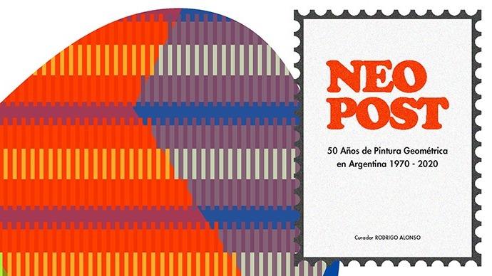 Neo Post: 50 años de pintura geométrica en una exposición
