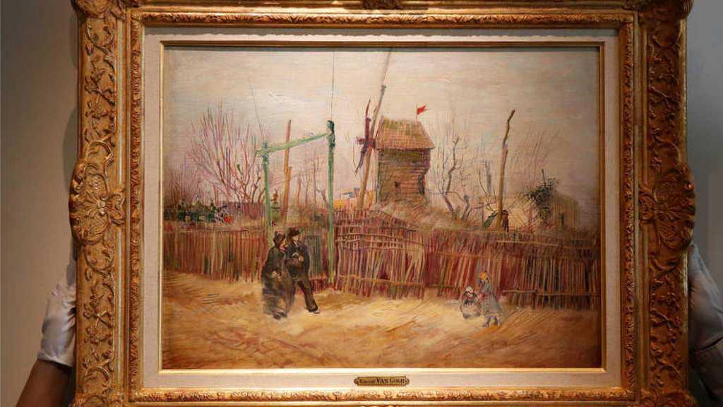 Tras un siglo sin exhibirse sale a subasta obra de Van Gogh