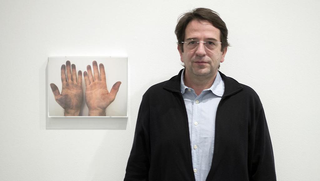 La obra de Ignasi Aballí se mostrará en Dallas