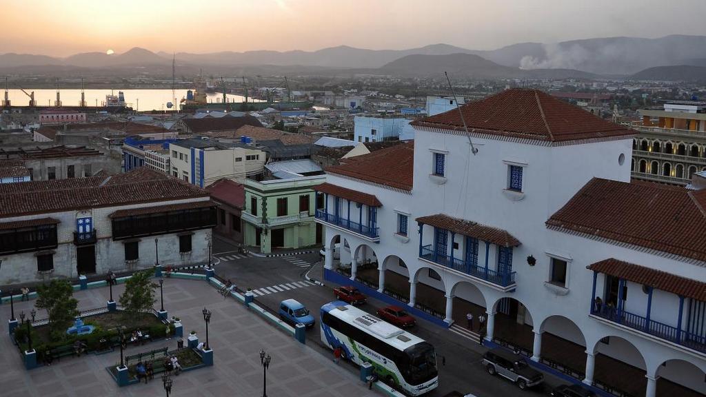 Santiago de Cuba. Su centro histórico urbano