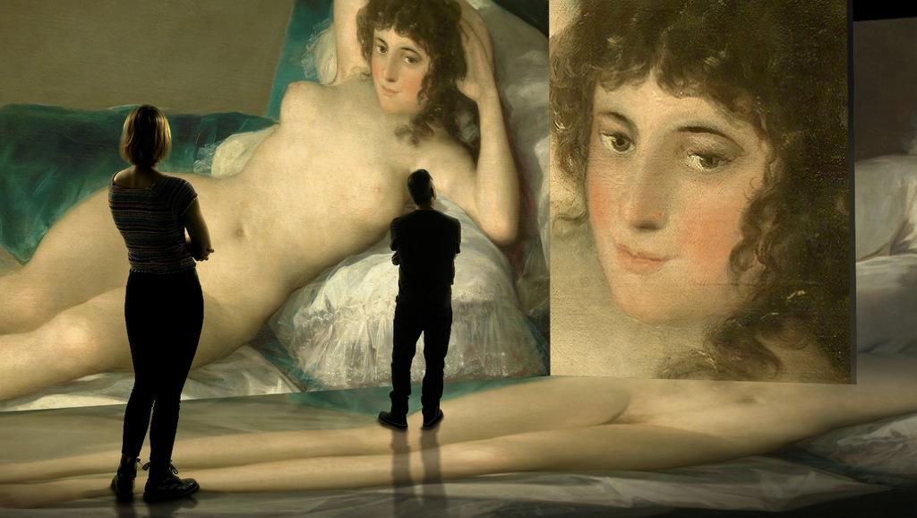 En marzo la obra de Goya invadirá Granada