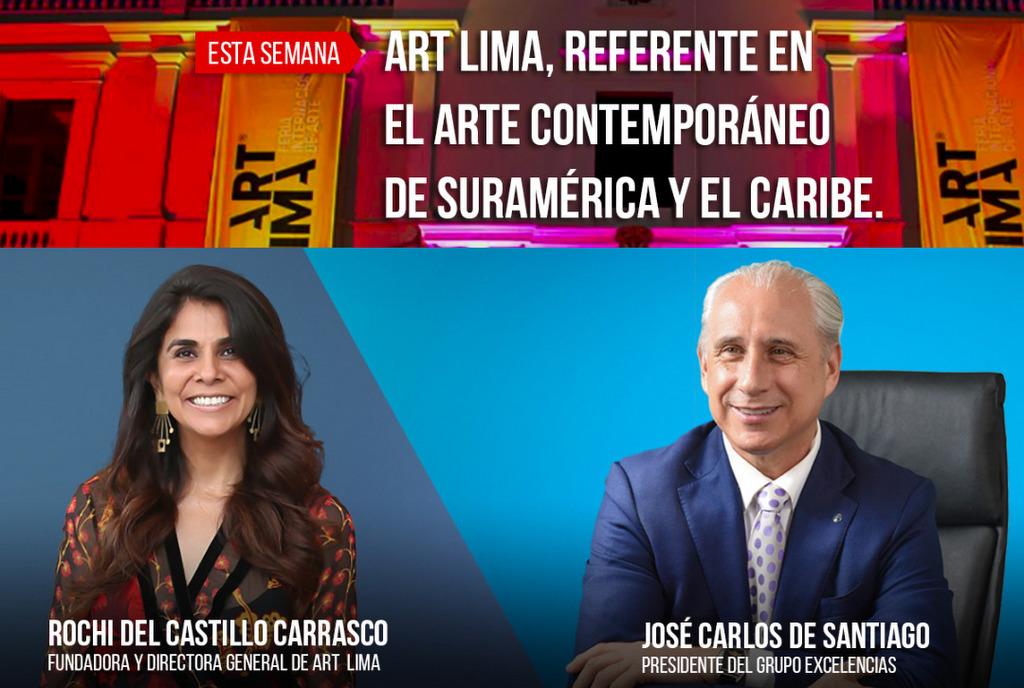 Art Lima referente en el arte contemporáneo de Suramérica y el Caribe