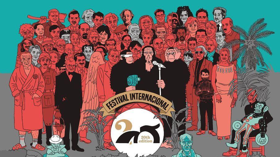 El cine de fiesta en Las Palmas de Gran Canaria