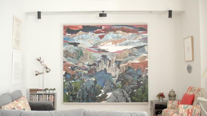 Estampa revela detalles del coleccionismo de arte