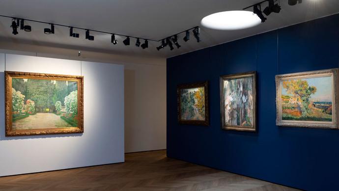 Tres antiquísimas galerías se unen para promover la pintura española