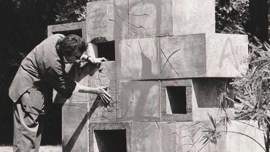 Antoni Tàpies en diálogo con el legado de Eduardo Chillida
