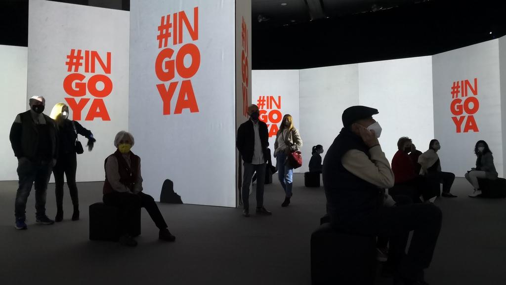 #INGOYA: historiografía de una España castiza