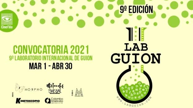 LabGuion 2021 invita: presenta tu guion