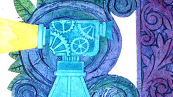 La Cámara Azul de las Romerías de Mayo