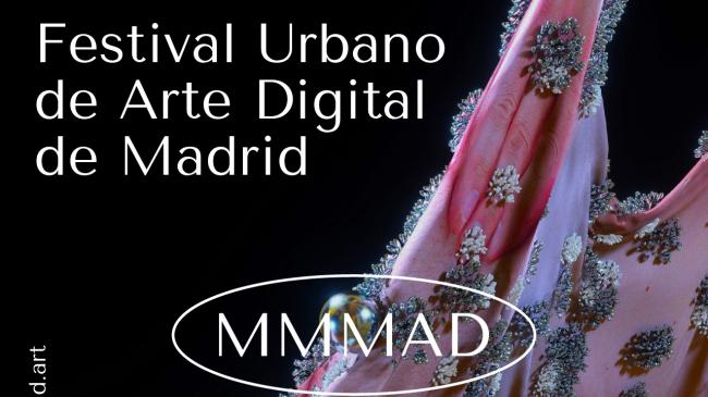 MMMAD convertirá a Madrid en epicentro del arte digital