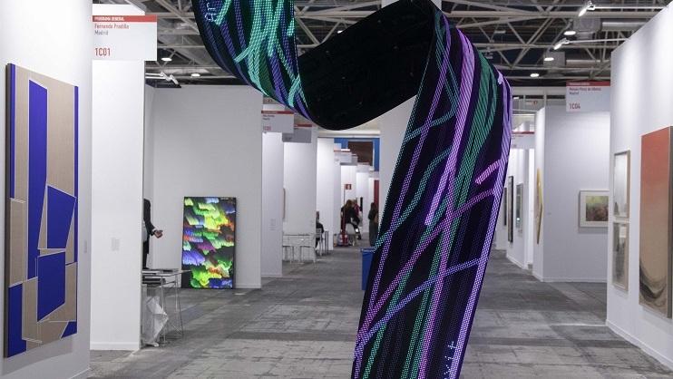 Estampa 2021 busca reanimar el mercado del arte en España