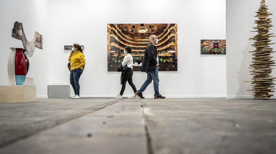 Estampa: Más de un centenar de artistas en nuevas colecciones
