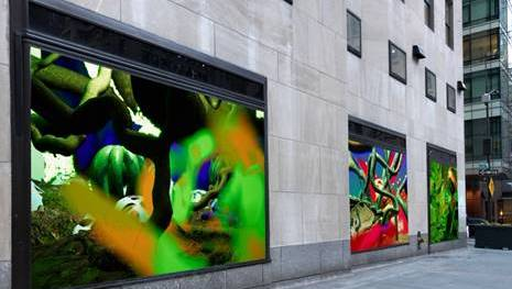 """New Interactive Digital Art Installation """"Life Forces"""""""