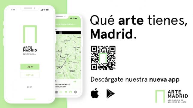 Arte Madrid ya tiene su propia APP