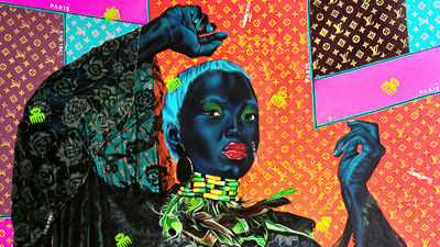 OOA Gallery presents Afro Seduction