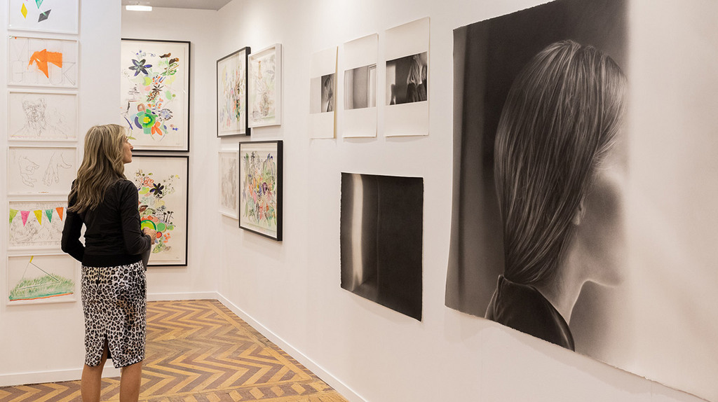 Drawing Room en la Semana del Arte de Madrid