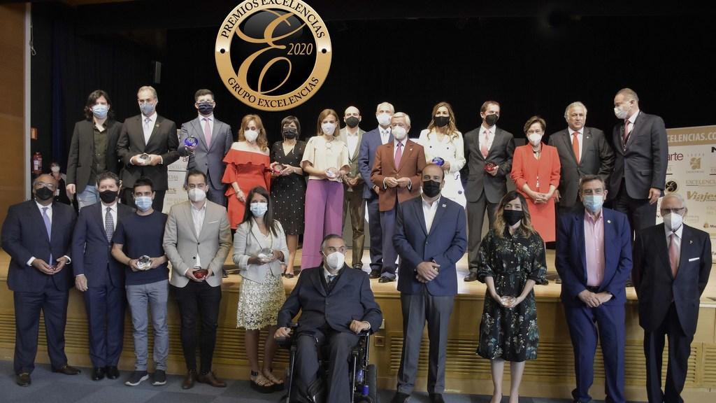 Otorgados los Premios Excelencias 2020